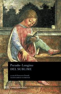 Libro Del sublime Pseudo Longino