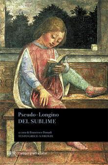 Listadelpopolo.it Del sublime Image