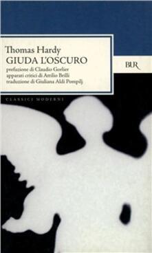 Librisulladiversita.it Giuda l'oscuro Image