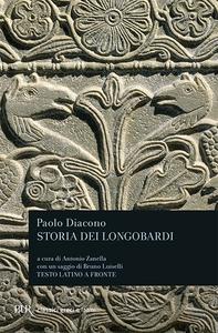 Libro Storia dei longobardi. Con testo latino a fronte Paolo Diacono