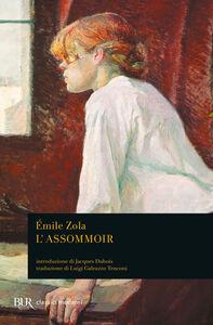 Foto Cover di L' assommoir, Libro di Émile Zola, edito da BUR Biblioteca Univ. Rizzoli