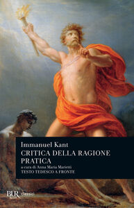 Libro Critica della ragion pratica Immanuel Kant