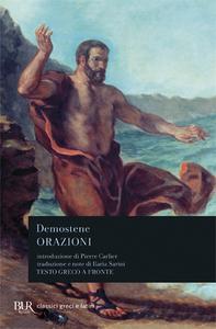 Libro Orazioni Demostene