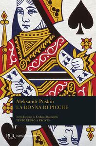 Libro La donna di picche Aleksandr Puskin