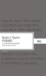 Libro Poesie Fedor I. Tjutcev