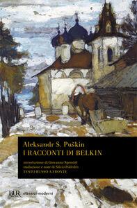 Libro I racconti di Belkin Aleksandr Puskin