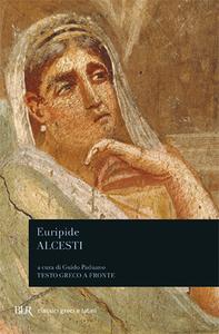 Libro Alcesti Euripide