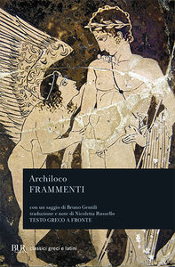 Libro Frammenti Archiloco