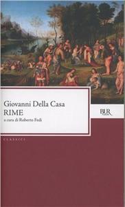 Libro Rime. Appendice: Frammento sulle lingue Giovanni Della Casa