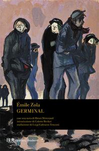 Foto Cover di Germinal, Libro di Émile Zola, edito da BUR Biblioteca Univ. Rizzoli