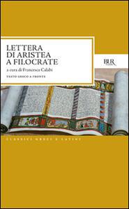 Lettera di Aristea a Filocrate