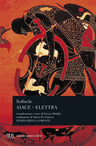 Libro Aiace-Elettra Sofocle
