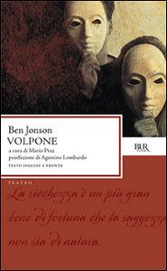 Libro Volpone Ben Jonson