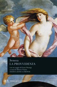 Libro La provvidenza L. Anneo Seneca