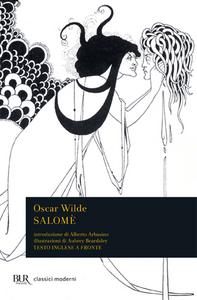 Libro Salomé. Testo inglese a fronte Oscar Wilde