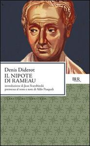 Libro Il nipote di Rameau Denis Diderot