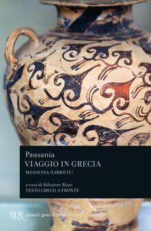 3tsportingclub.it Viaggio in Grecia. Guida antiquaria e artistica. Testo greco a fronte. Vol. 4: Messenia. Image