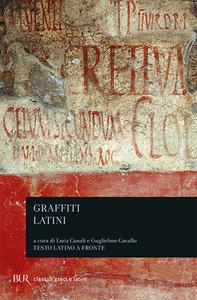 Libro Graffiti latini