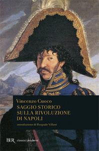 Libro Saggio storico sulla rivoluzione di Napoli Vincenzo Cuoco