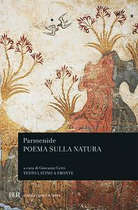 Libro Poema sulla natura Parmenide