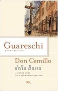 Libro Don Camillo della bassa Giovanni Guareschi
