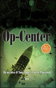 Libro Op-Center Tom Clancy