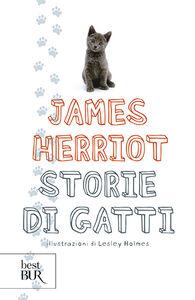 Libro Storie di gatti James Herriot