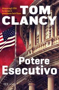 Libro Potere esecutivo Tom Clancy