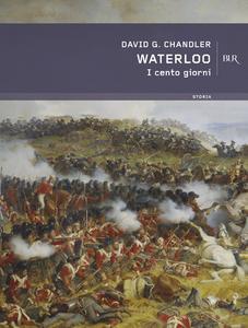 Libro Waterloo David G. Chandler
