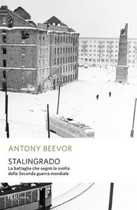 Libro Stalingrado Antony Beevor