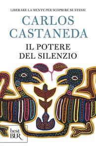 Libro Il potere del silenzio Carlos Castaneda