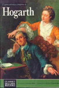 Foto Cover di Hogarth, Libro di Gabriele Mandel,Gabriele Baldini, edito da Rizzoli