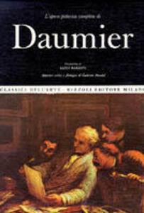 Libro Daumier