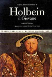 Libro Holbein il Giovane Hans W. Grohn