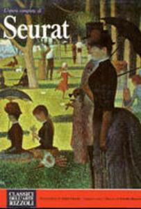 Libro Seurat Fiorella Minervino , André Chastel