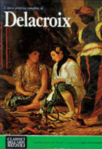 Libro Delacroix Luigina Bortolatto
