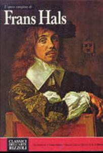 Libro Frans Hals E. C. Montagni , Claus Grimm