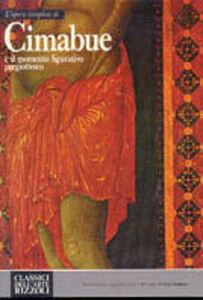 Libro Cimabue