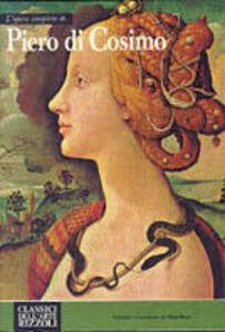 Libro Piero di Cosimo Mina Bacci