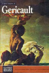 Libro Géricault