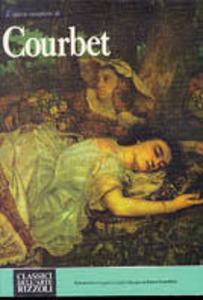 Libro L' opera completa di Courbet