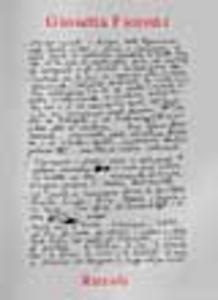 Libro I disegni di Giosetta Fioroni Giosetta Fioroni