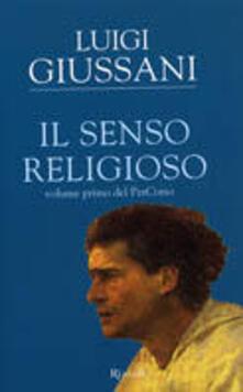 Osteriacasadimare.it Il senso religioso. Volume primo del PerCorso Image