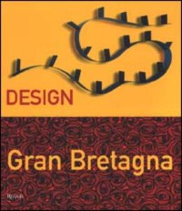 Libro Design Gran Bretagna Penny Sparke