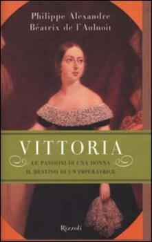 Premioquesti.it Vittoria. Le passioni di una donna, il destino di un'imperatrice Image
