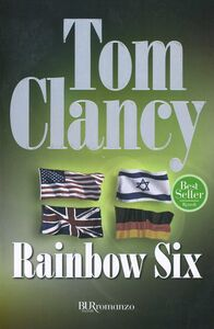 Libro Rainbow six Tom Clancy