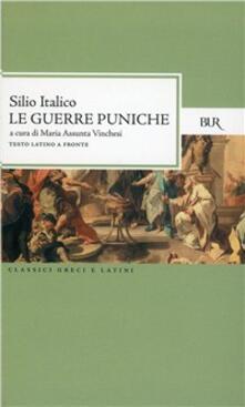 Promoartpalermo.it Le guerre puniche. Testo latino a fronte Image