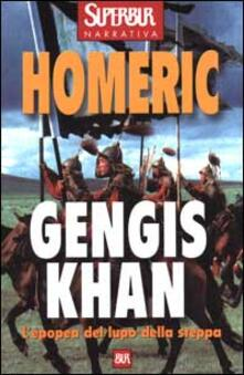 Camfeed.it Gengis Khan. L'epopea del lupo della steppa Image
