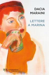 Lettere a Marina - Dacia Maraini - copertina