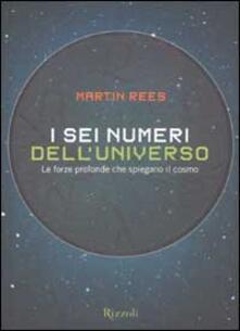 Voluntariadobaleares2014.es I sei numeri dell'universo. Le forze profonde che spiegano il cosmo Image